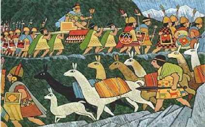 Etnografía Inca