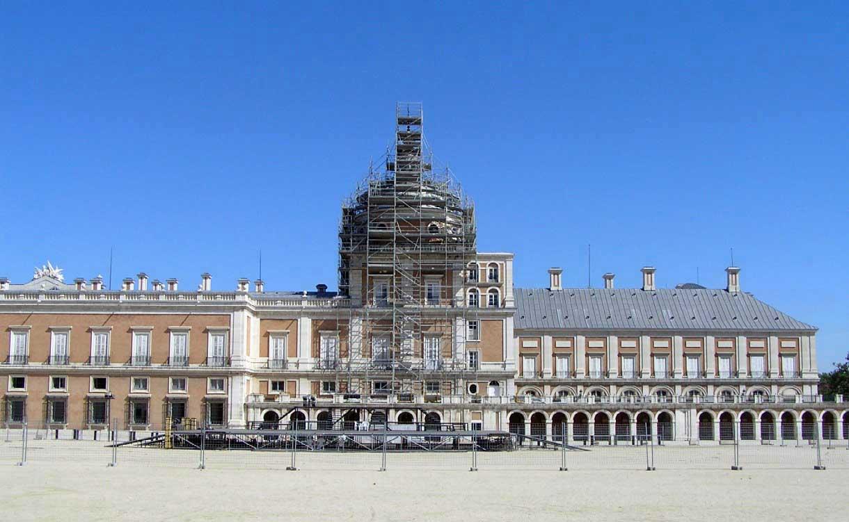 El casino de palacio real de tacna