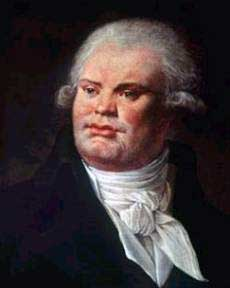 Georges Jacques Danton  (1759 - 1794)