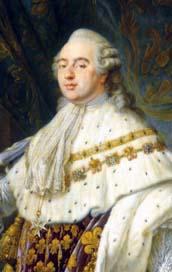 Luis XVI (1754 - 1793. Museo del Prado)
