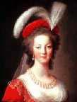 María Antonieta Josefa Juana de Lorena Austria (1755 - 1793)