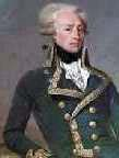 Joseph Paul Yves Roch Gilbert Mottier. Marqués de La Fayette (1757 - 1834)