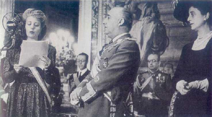 """No se puede mostrar la imagen """"http://www.fuenterrebollo.com/Gobiernos/Generales-Franco/eva-peron-franco.jpg"""" porque contiene errores."""