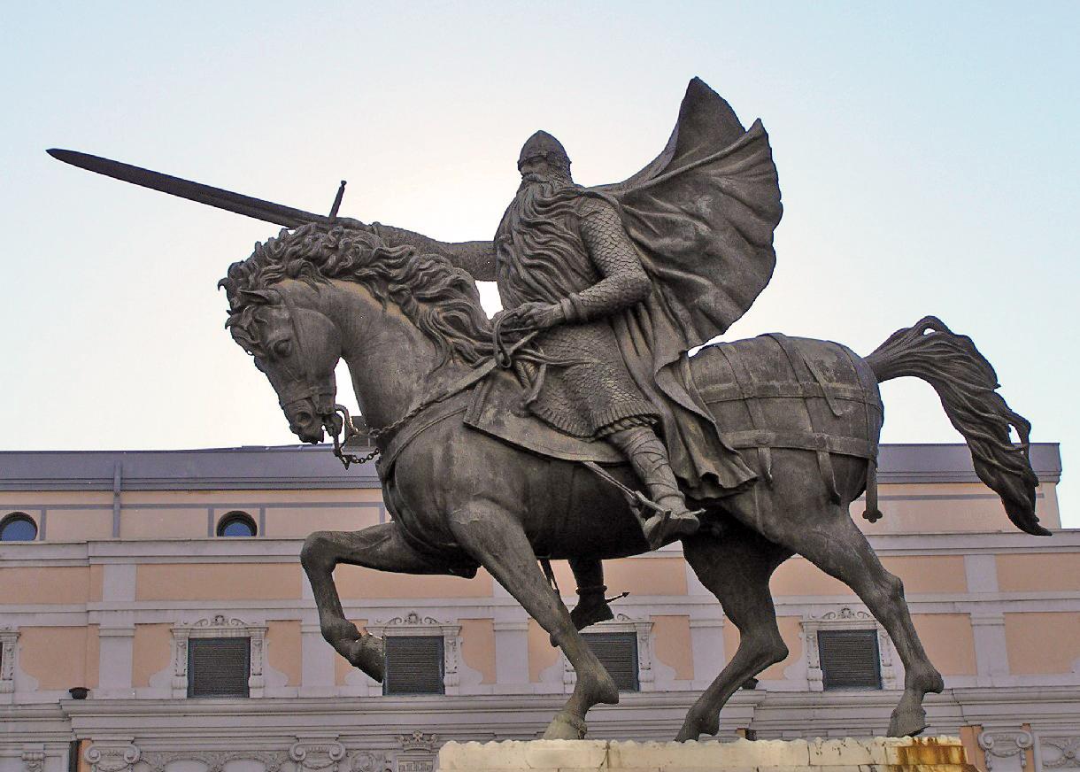 Resultado de imagen de estatua del cid burgos
