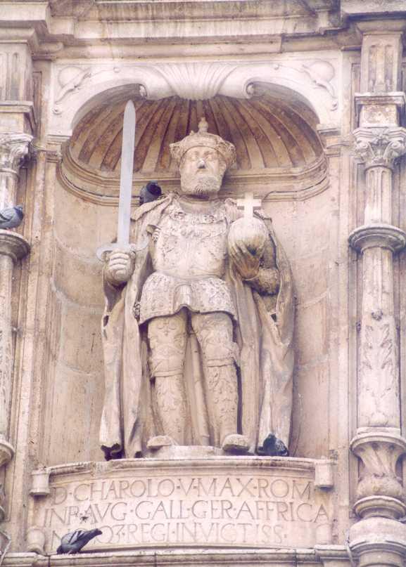 Arco de Santa María, Portal Fuenterrebollo