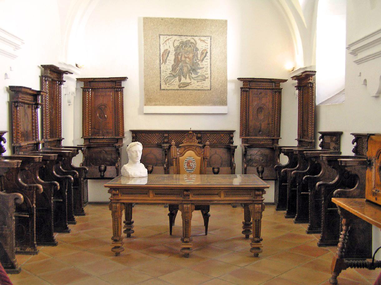 Alc zar reyes cristianos portal fuenterrebollo - Muebles antiguos cordoba ...