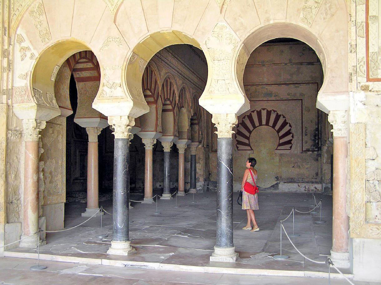 Medina azahara portal fuenterrebollo - Medina azahara decoracion ...