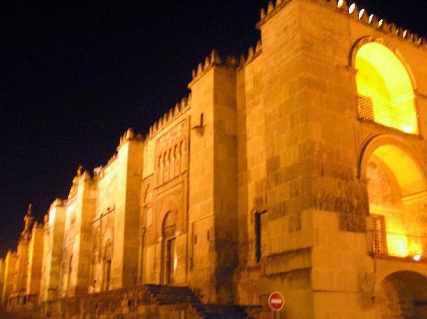 Mezquita catedral de c rdoba portal fuenterrebollo - Mezquita de cordoba de noche ...