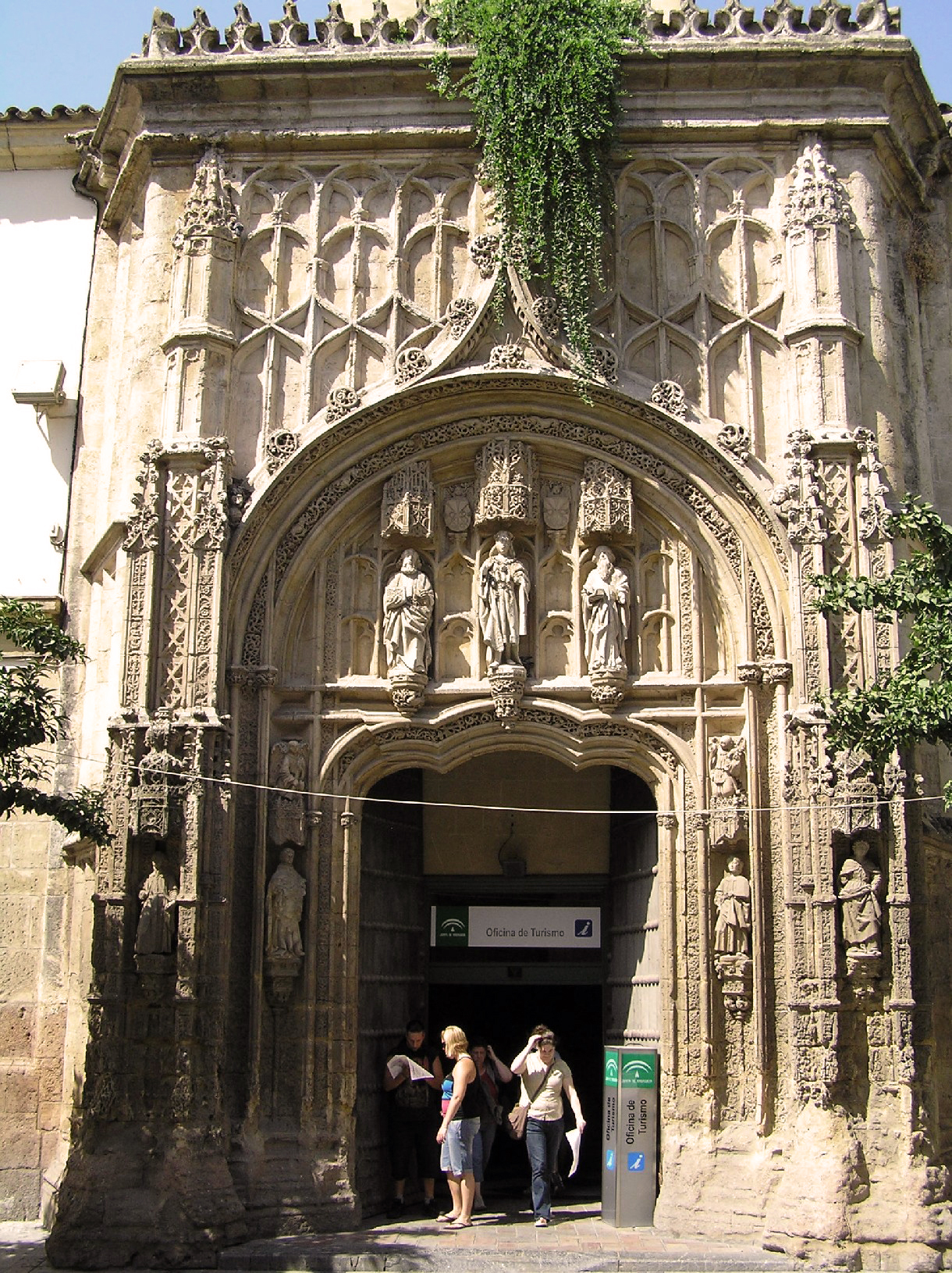 Mezquita catedral de c rdoba portal fuenterrebollo for Oficina de turismo astorga