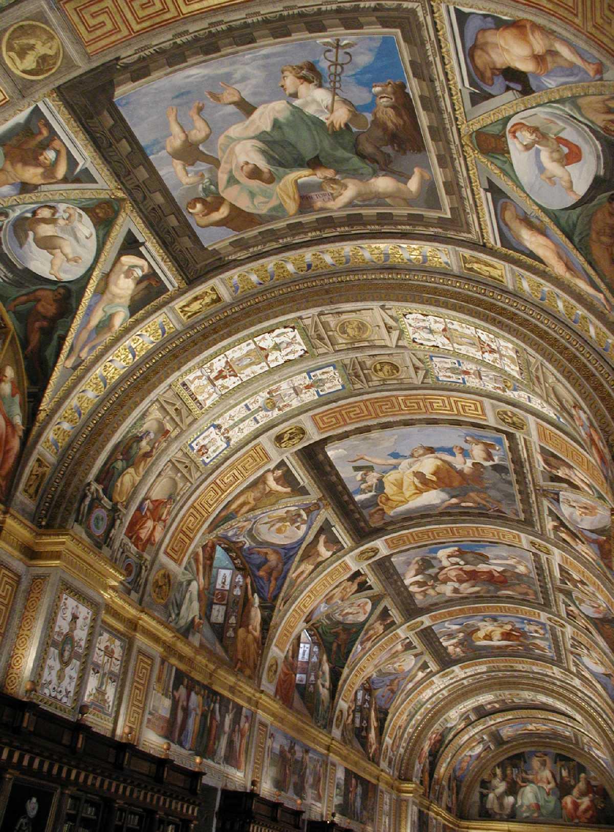 Biblioteca monasterio san lorenzo de el escorial portal for Biblioteca iglesia madrid