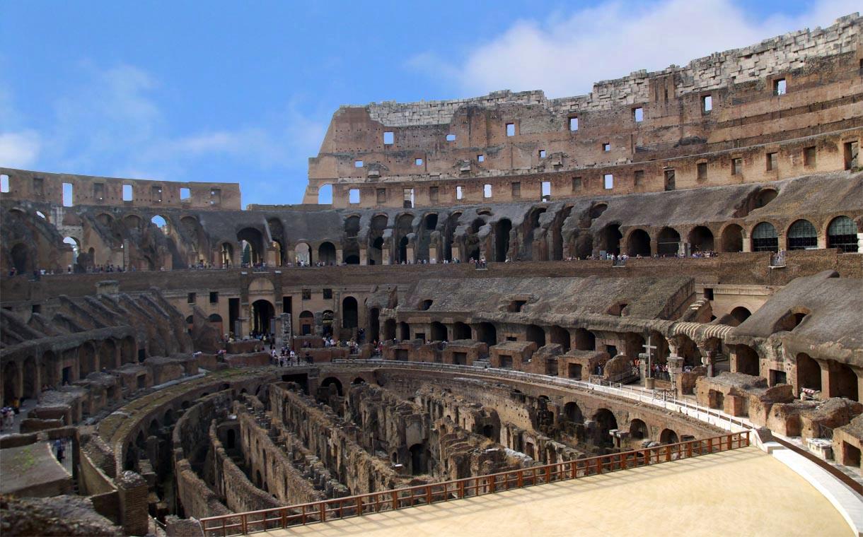 Anfiteatro Flavio Hotel Roma