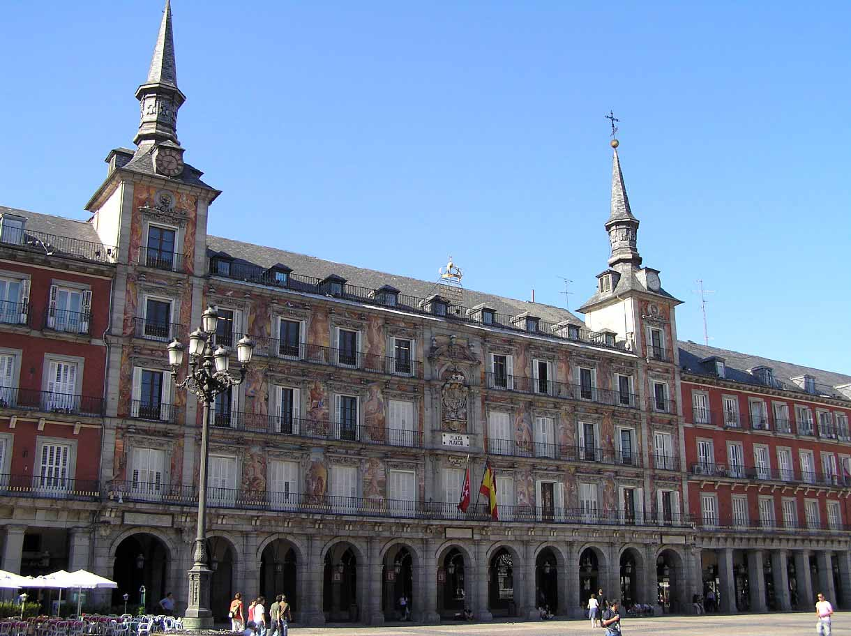 Plaza mayor de madrid portal fuenterrebollo - Casa de la panaderia madrid ...