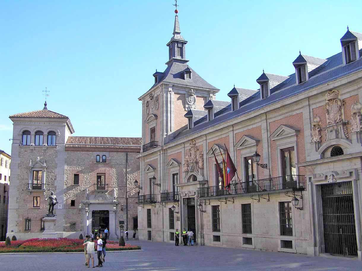 Calle mayor de madrid portal fuenterrebollo - Casa de madrid ...