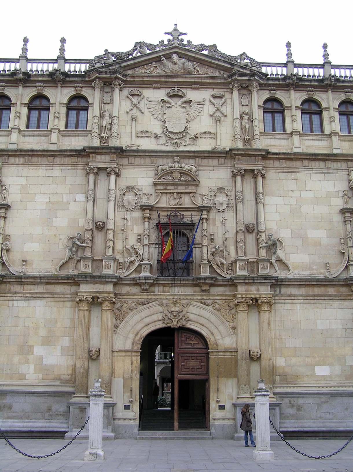 Universidad alcal de henares portal fuenterrebollo - Cristalerias alcala de henares ...
