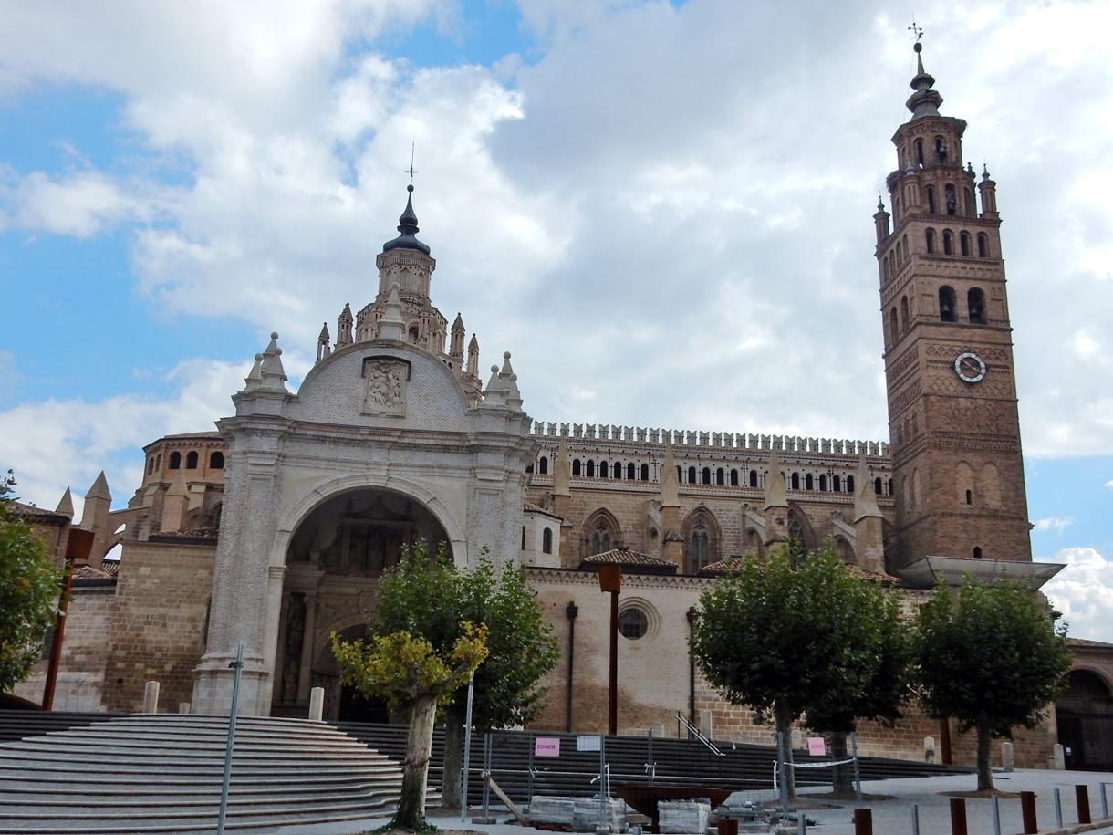 Catedral de Tarazona, Portal Fuenterrebollo