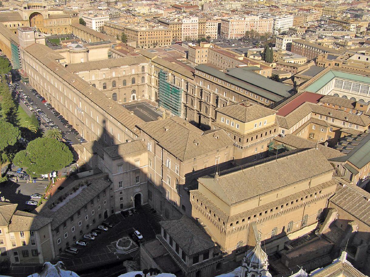 estado ciudad vaticano portal fuenterrebollo On exterior capilla sixtina