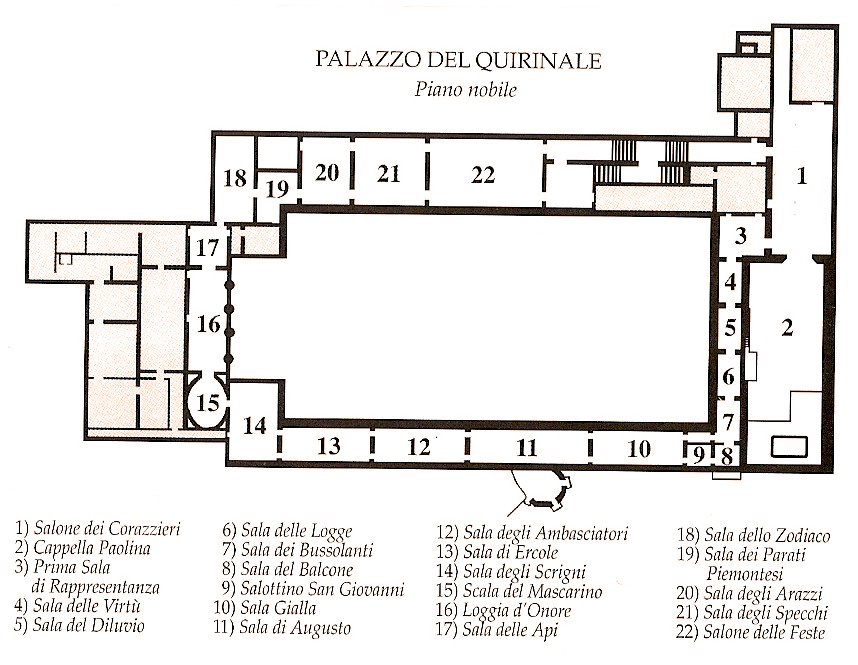 1000 images about imperial and royal residences for Palazzo floor plan