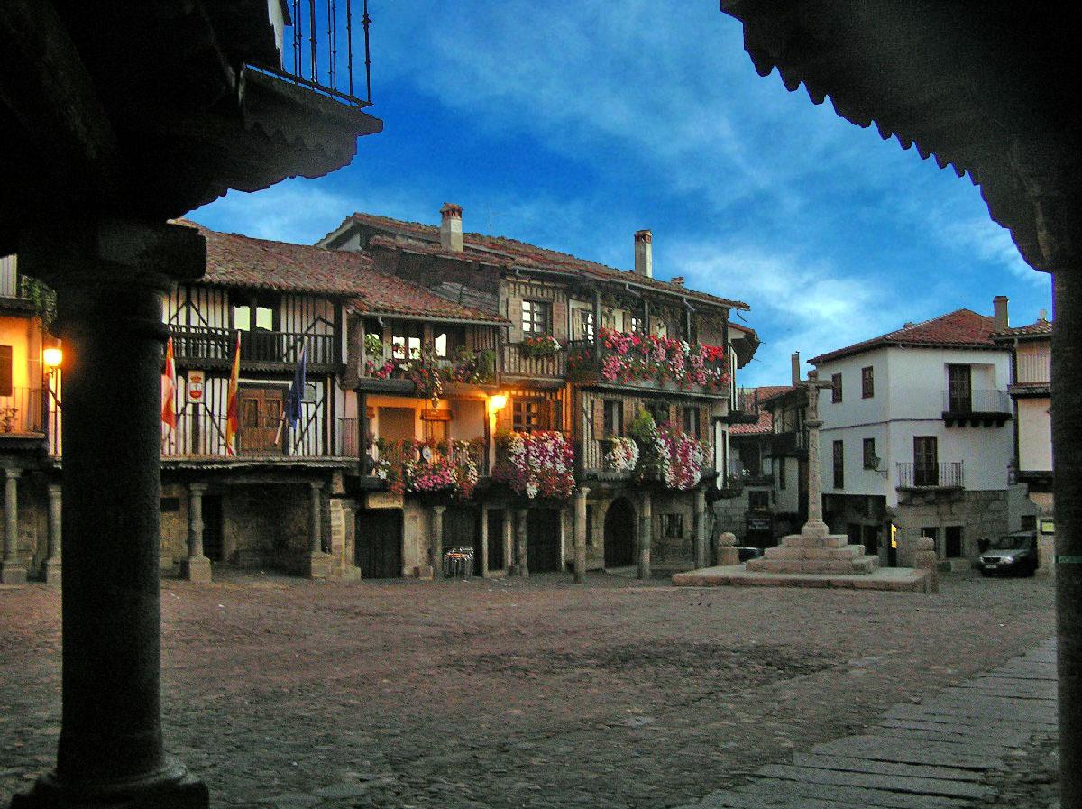 Camino pe a francia portal fuenterrebollo for Alberca pueblo de salamanca