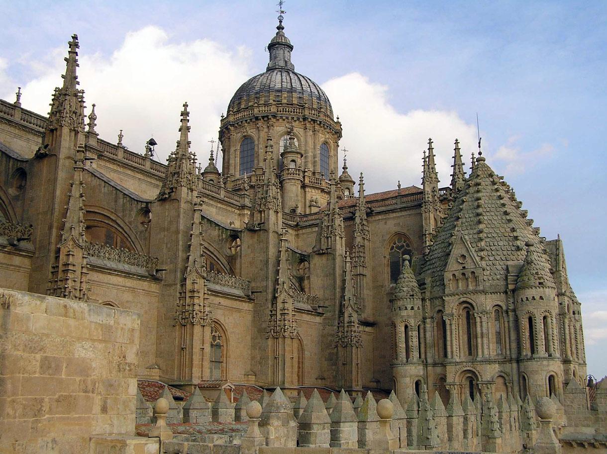 Catedral de Salamanca, Portal Fuenterrebollo