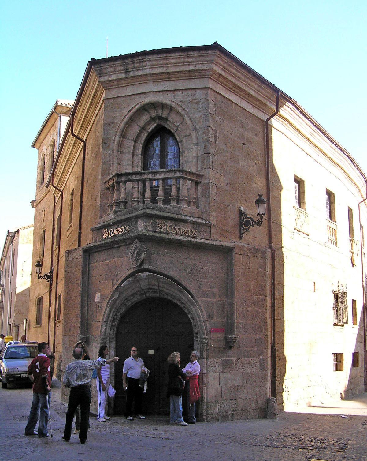 Casas Blasonadas Ciudad Rodrigo Portal Fuenterrebollo