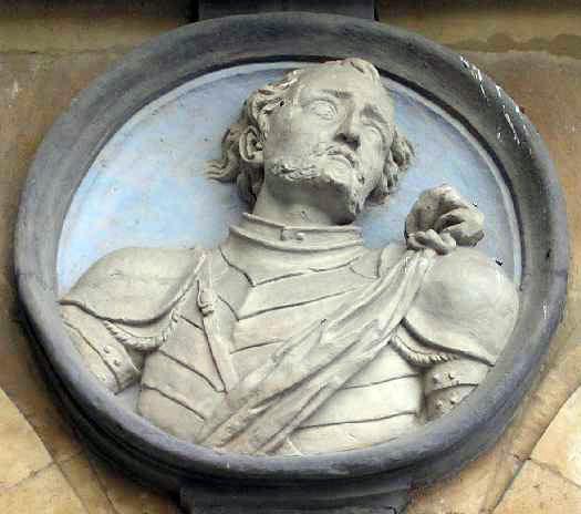 Bernardo del Carpio, Portal Fuenterrebollo
