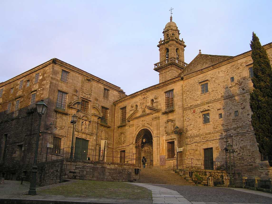 Santo domingo de bonaval portal fuenterrebollo - Estudios santiago de compostela ...