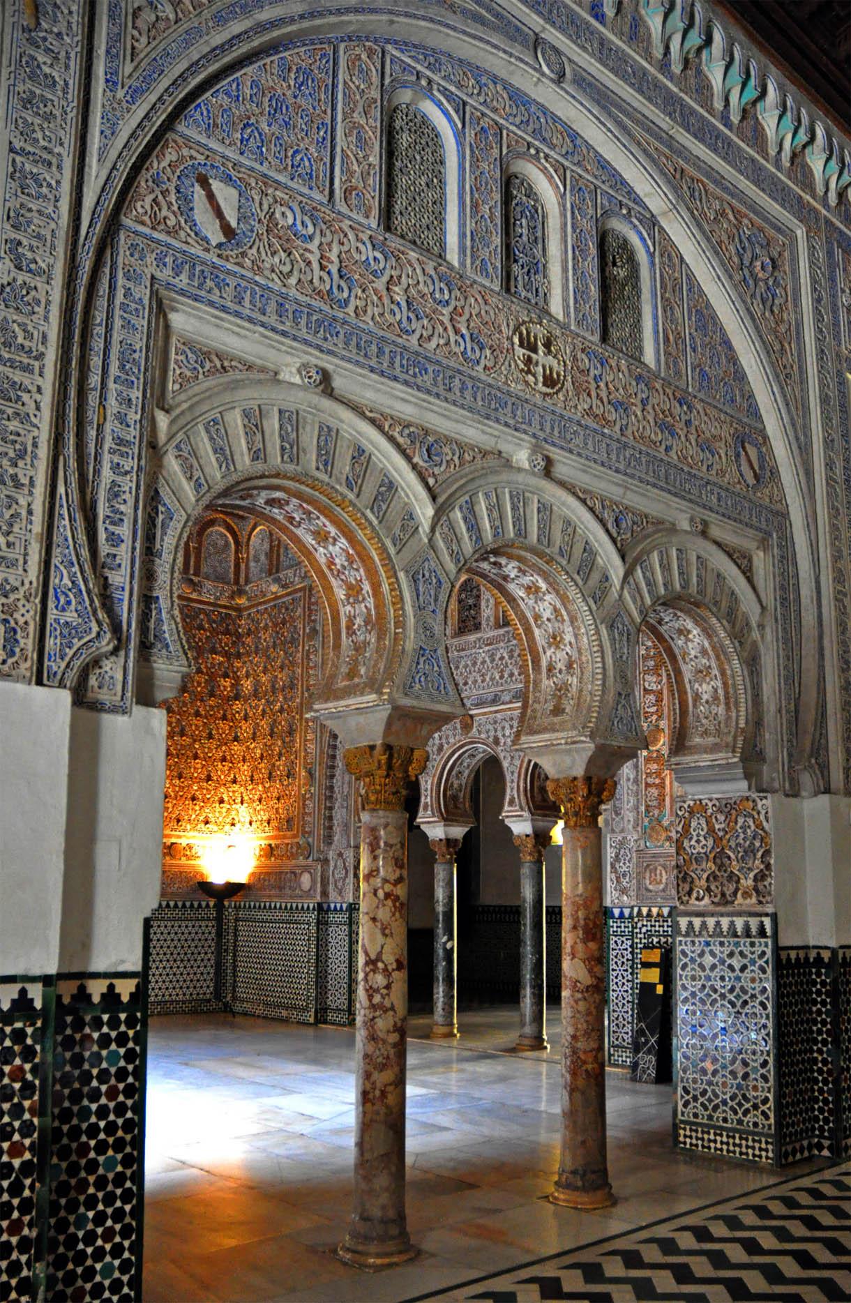 Real alc zar de sevilla portal fuenterrebollo - Puertas de interior en sevilla ...