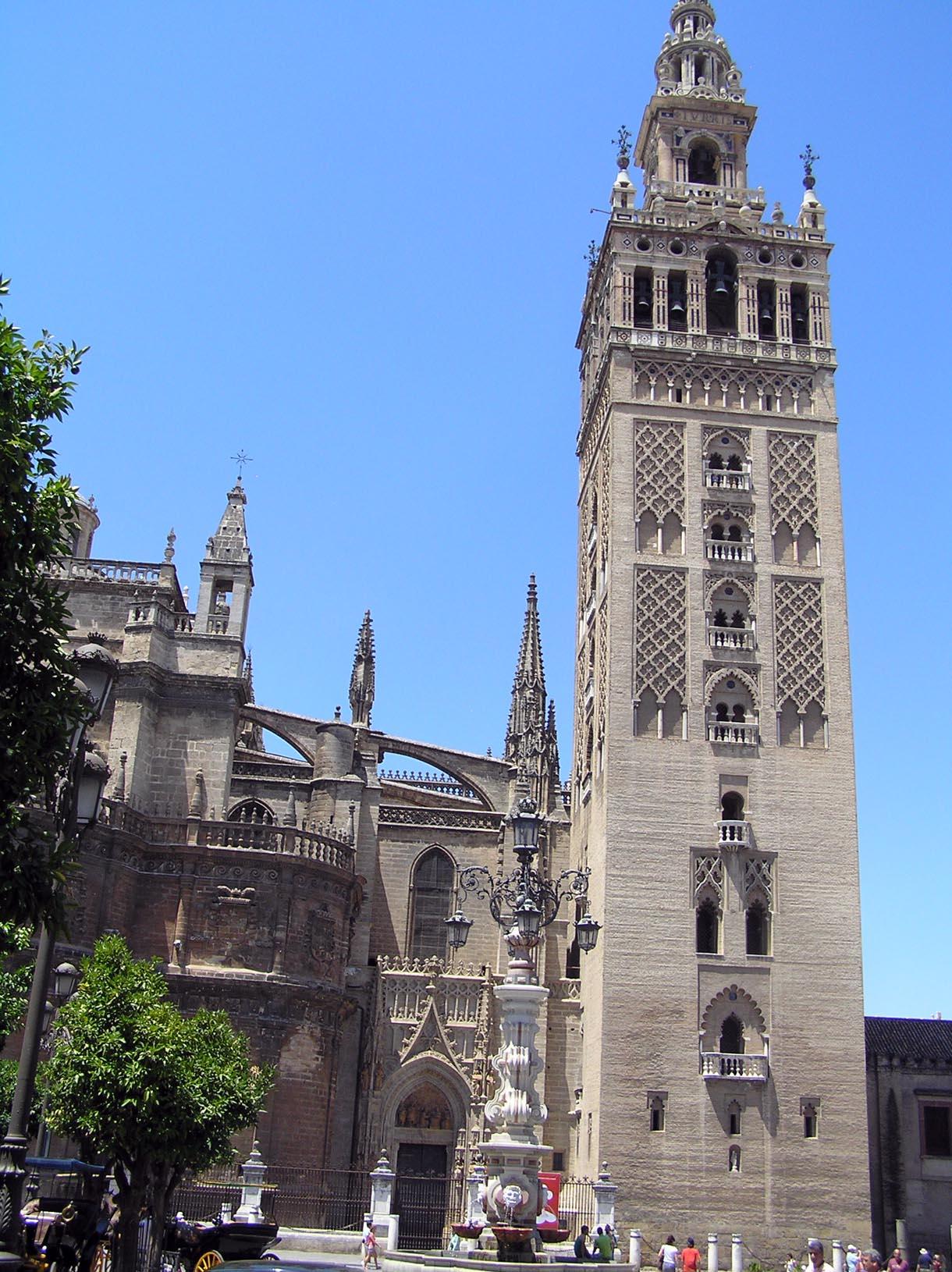 Catedral de sevilla portal fuenterrebollo for Exterior catedral de sevilla
