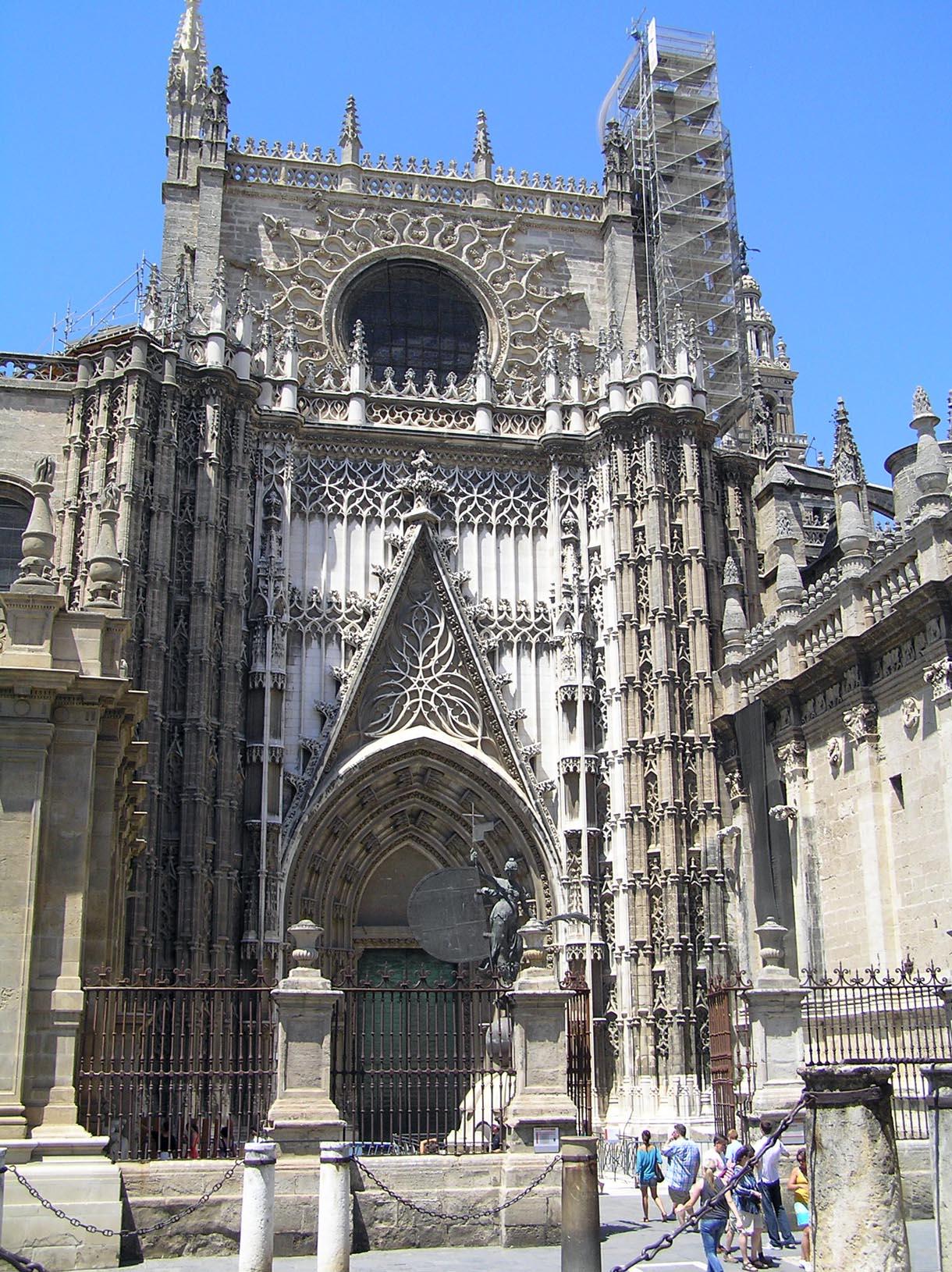 Catedral de sevilla patrimonioerestu - Puertas uniarte sevilla ...