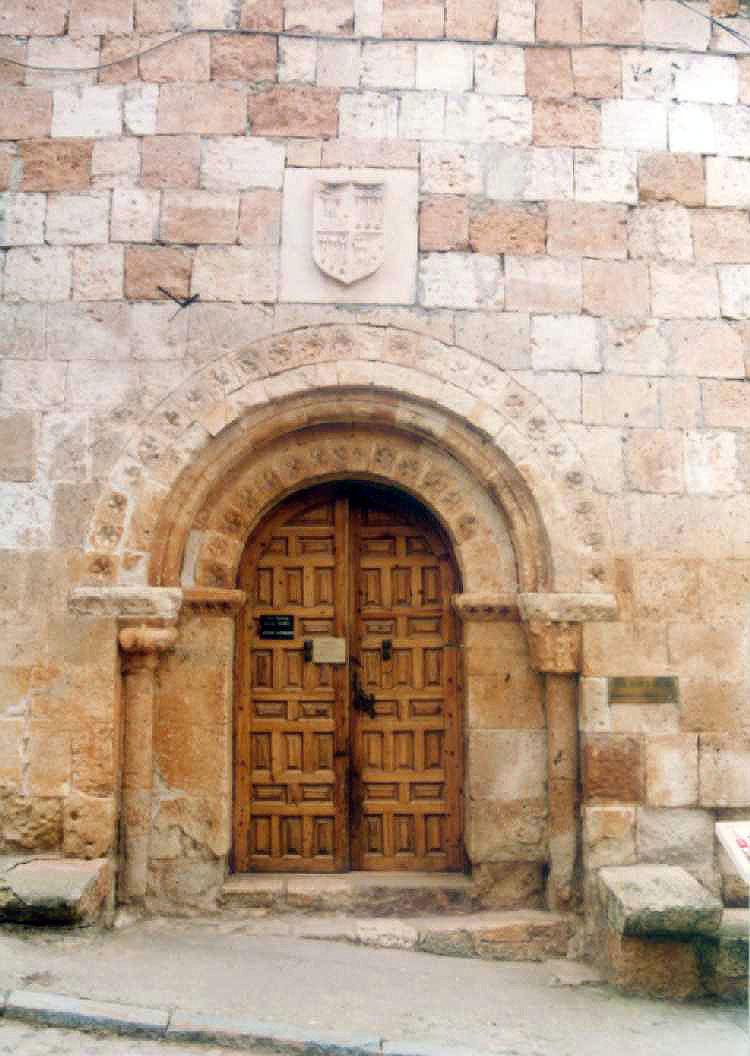 Resultado de imagen de Ayllón. Iglesia de San Juan