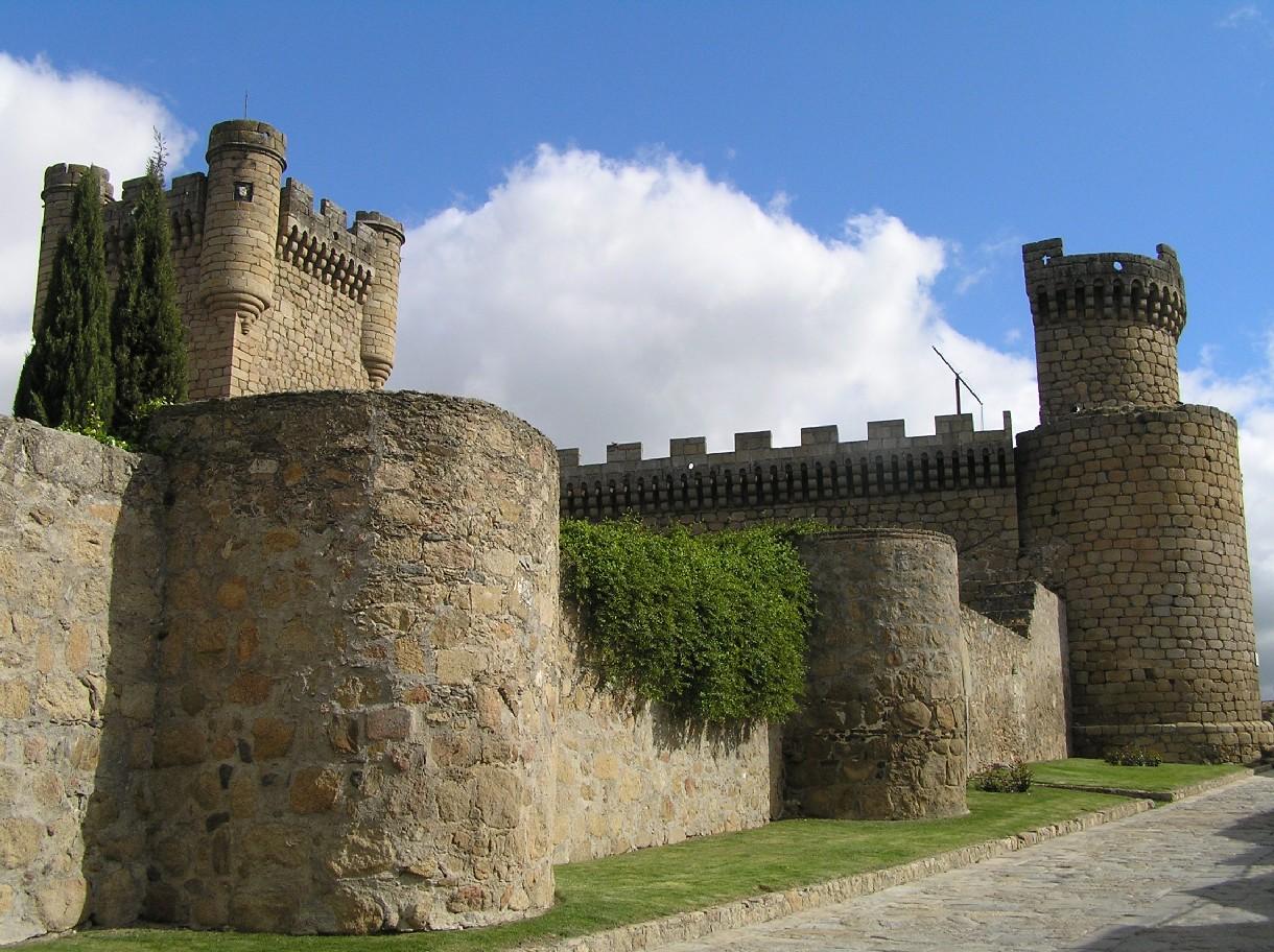 Castillo Medieval Arabe
