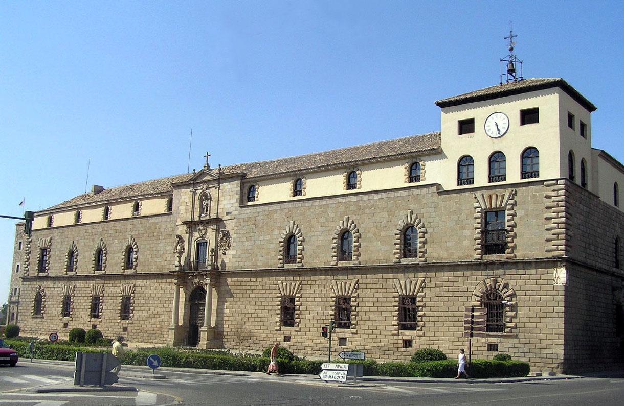 Archivo hist rico nobleza toledo portal fuenterrebollo - Colegio arquitectos toledo ...