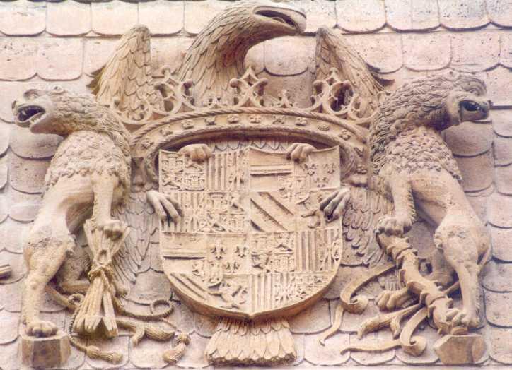 escudo and and piedra: