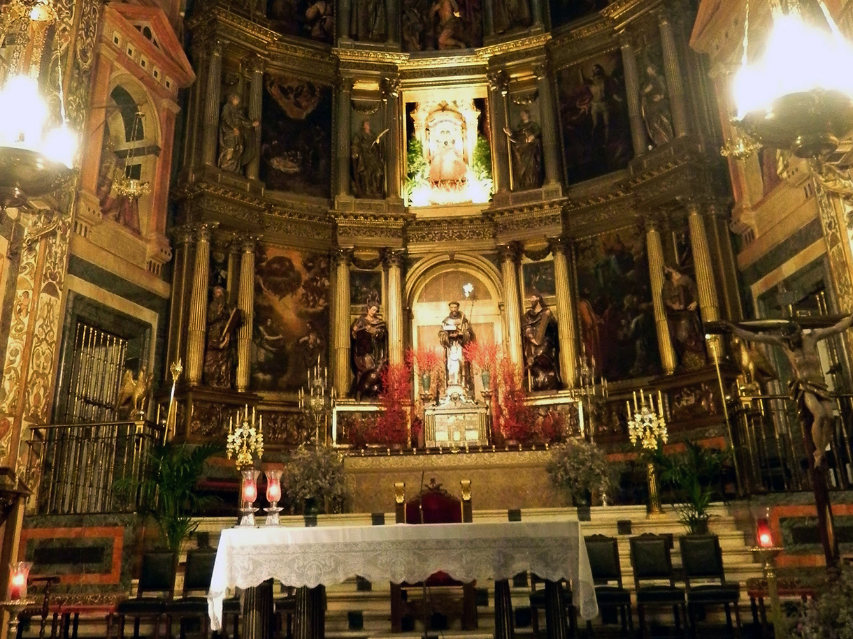 Monasterio de guadalupe portal fuenterrebollo for Enrique cuarto de castilla