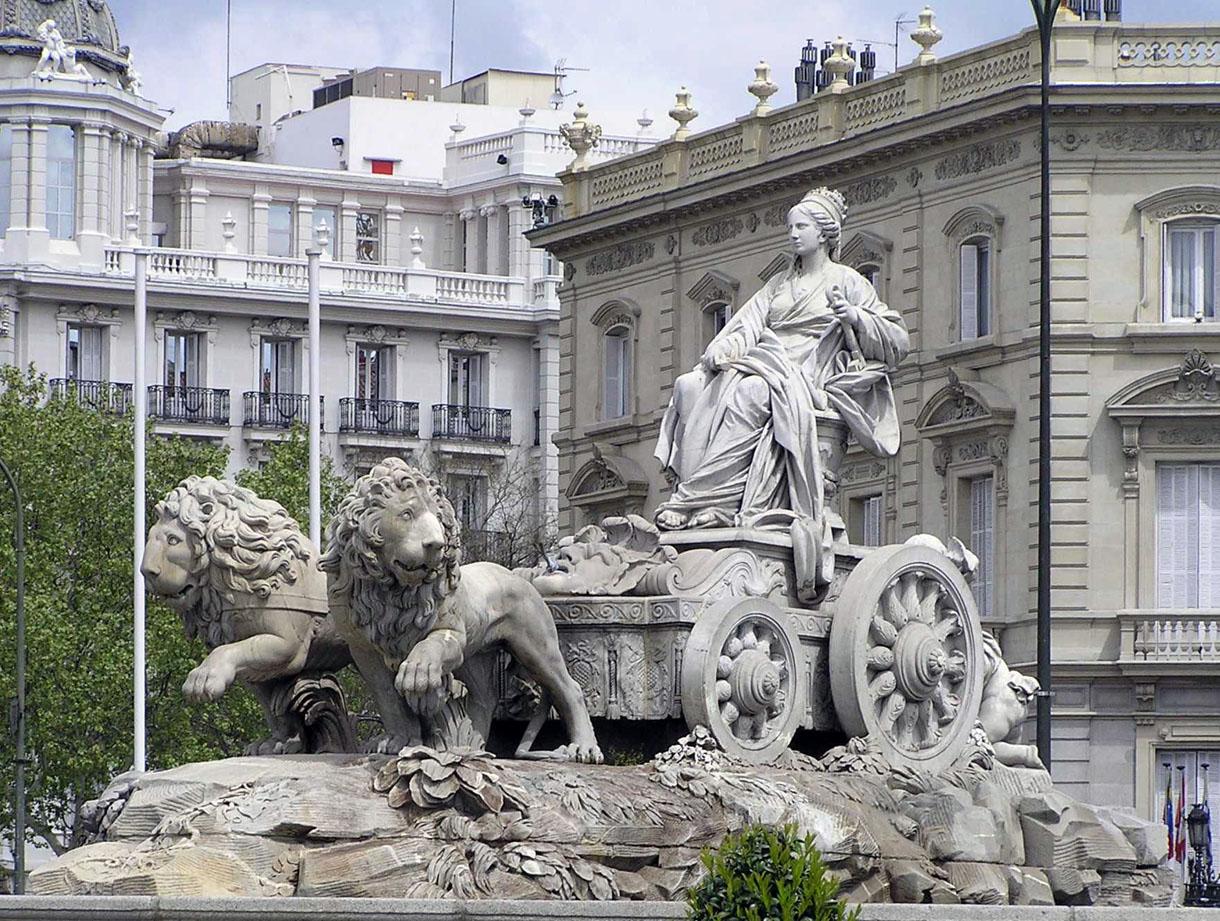Достопримечательности Мадрид - это прежде всего столица государства