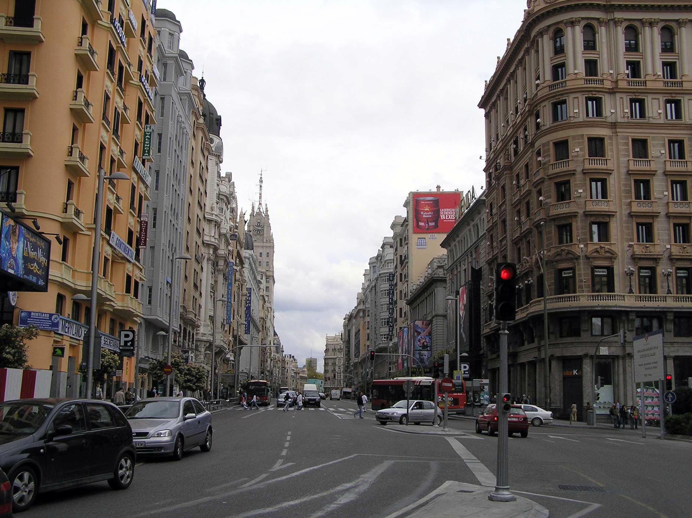 Gran v a madrid portal fuenterrebollo for Calle prado jerez madrid