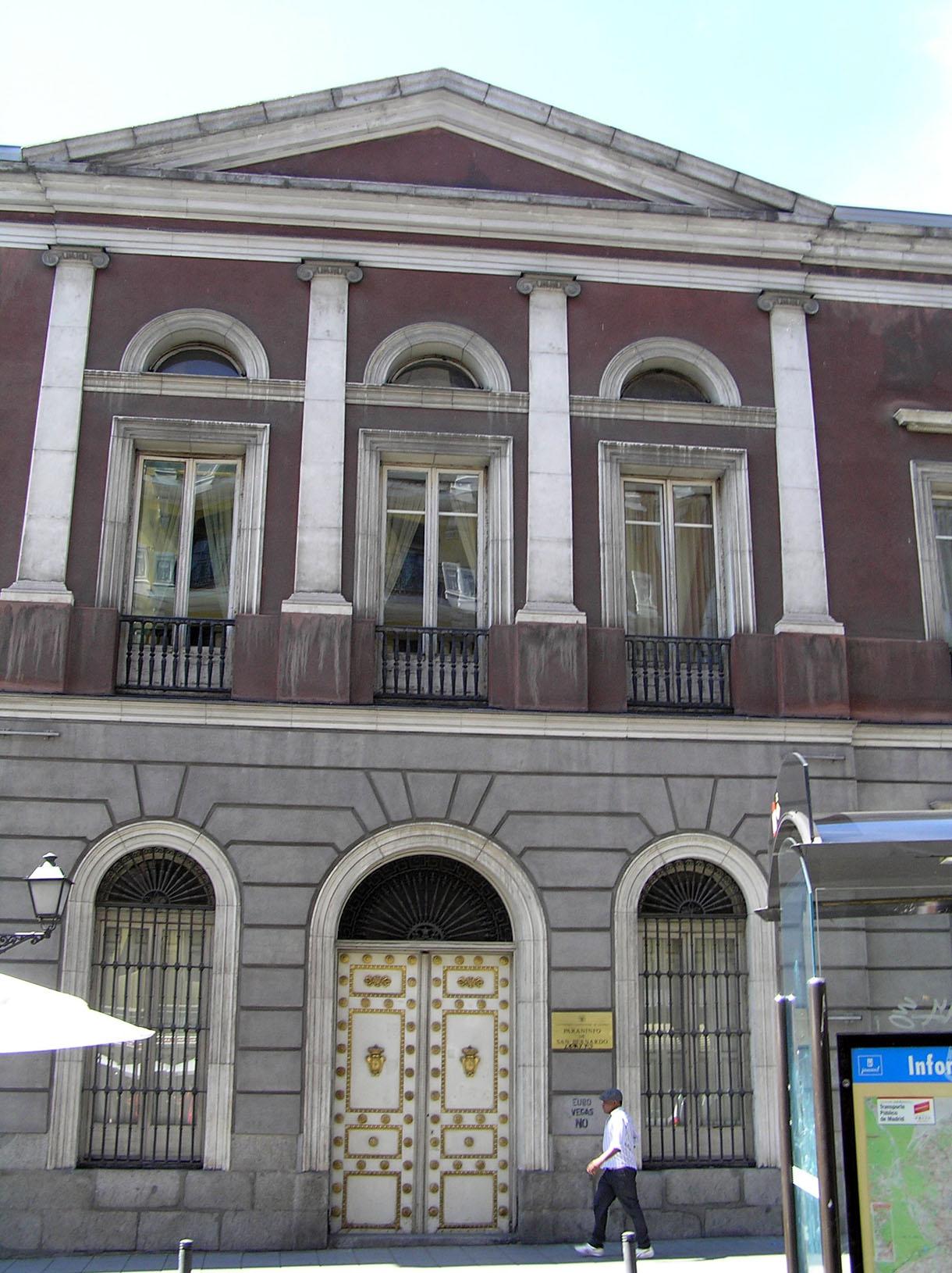 Ies cardenal cisneros portal fuenterrebollo for Universidad complutense de madrid arquitectura