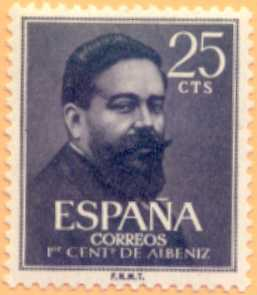 Isaac Albéniz (1860 - 1909) - 1960-25-isaac-albeniz