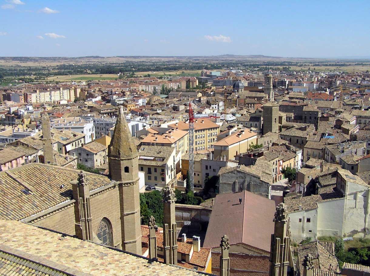 Huesca jaca portal fuenterrebollo - Arquitectos huesca ...