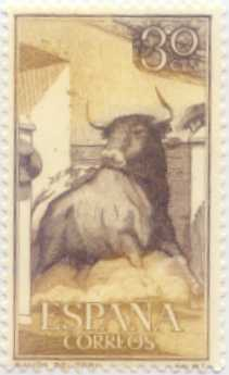 Colecci n sellos tauromaquia portal fuenterrebollo - Altos del toril ...
