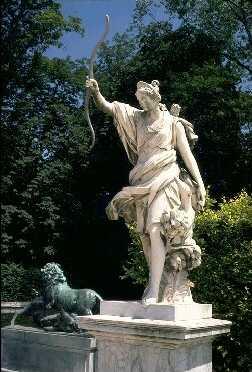 Diana, diosa de la caza