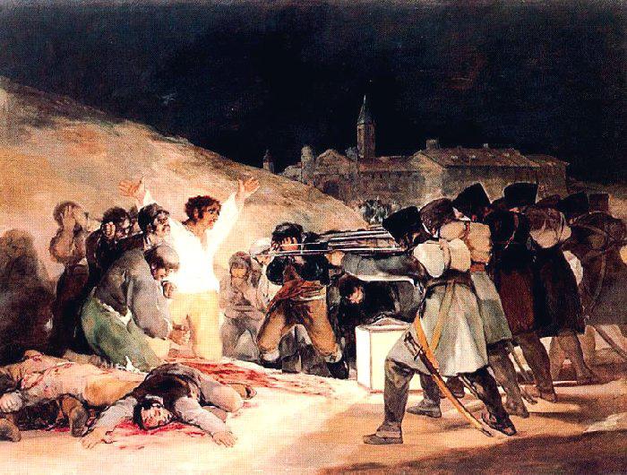 El 2 de Mayo Fusilamiento-goya-196
