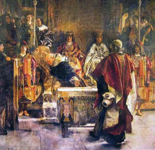 Matrimonio Catolico Y Judio : Expulsión judíos portal fuenterrebollo