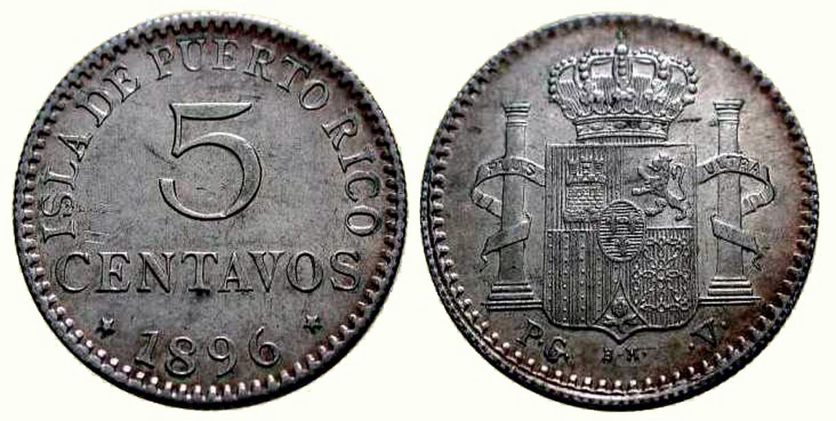 A contar con imagenes 1896-5ctvos-puertorico-alfonso13