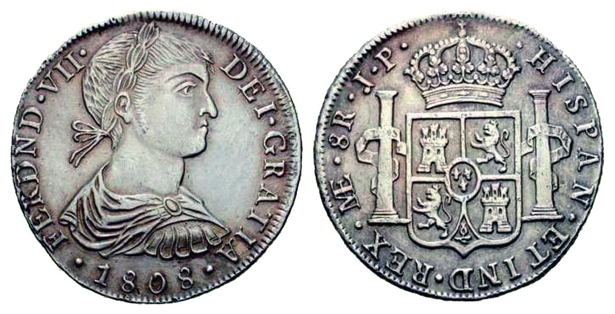 ayuda identificacion moneda 1808-8reales-lima