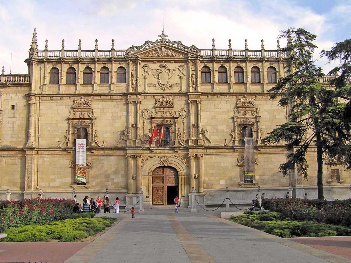 Universidad alcal de henares portal fuenterrebollo - Fontaneros en alcala de henares ...
