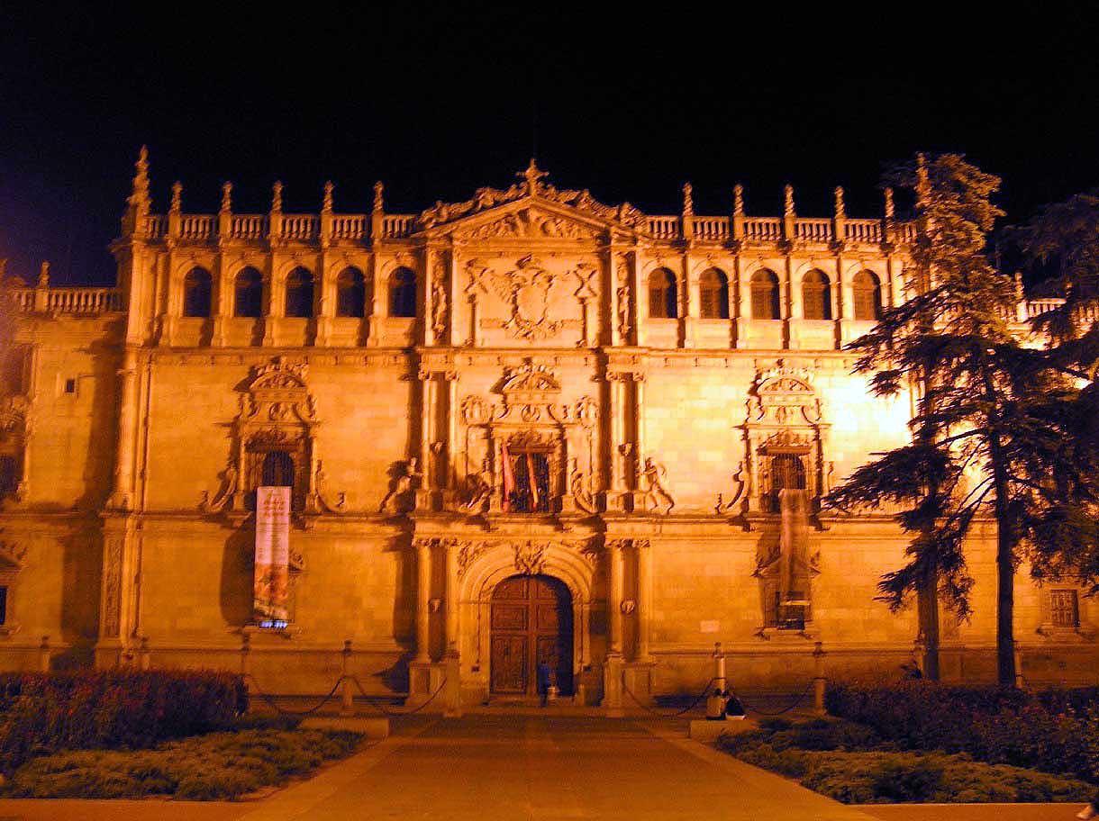 Universidad alcal de henares portal fuenterrebollo - Pintores alcala de henares ...