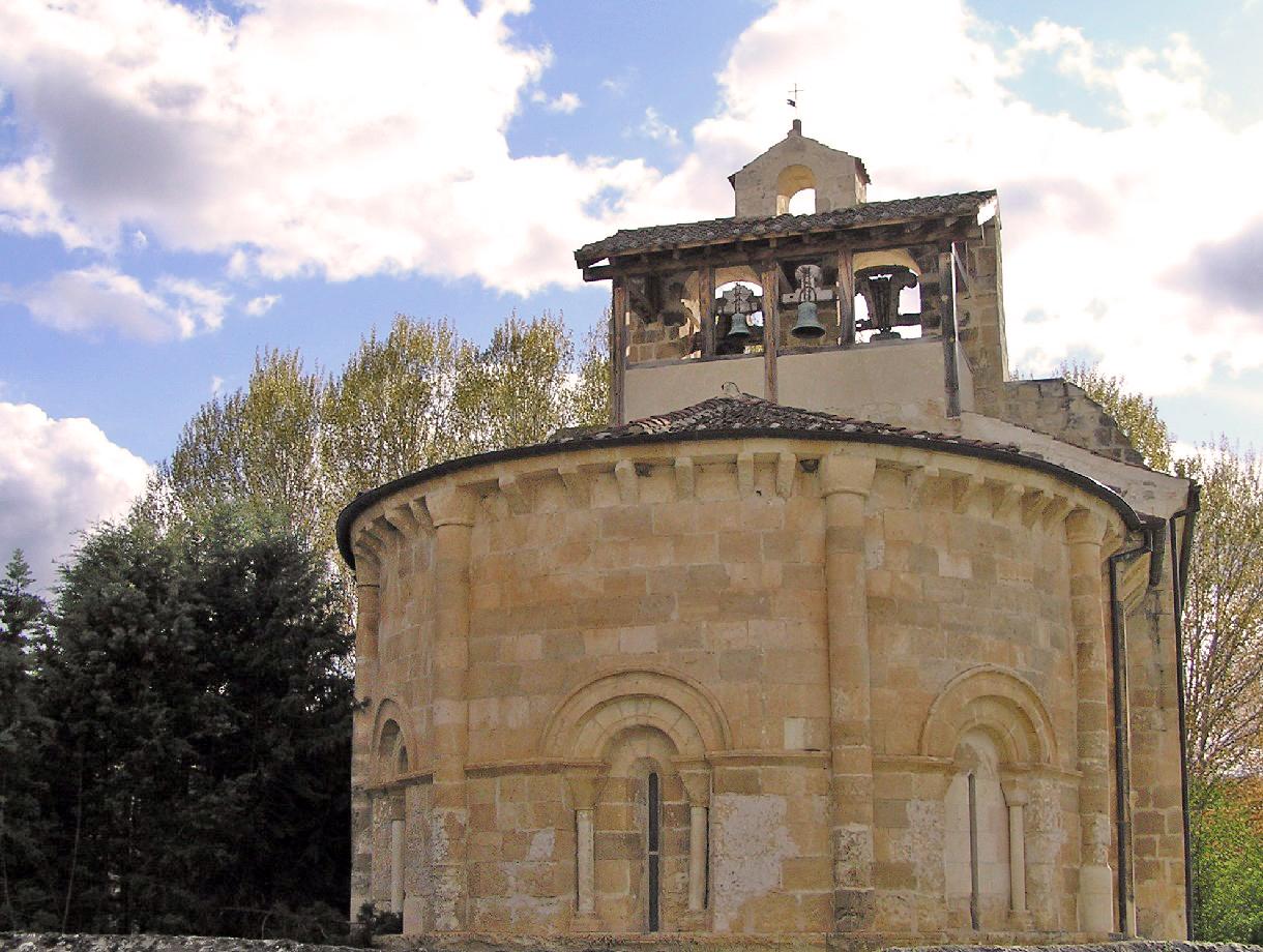 Resultado de imagen de iglesia parroquial de Cobos de Fuentidueña